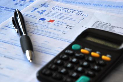 Déclaration impôts 2014