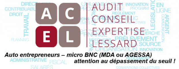 Cabinet Acel Audit Conseil Expertise Lessard Auto Entrepreneurs